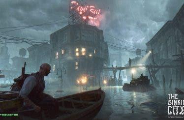 The Sinking City se deja ver en un teaser previo al E3