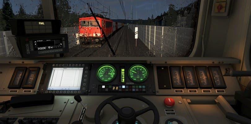 Train simulator 2016 gratis en Steam hasta el 7 de marzo
