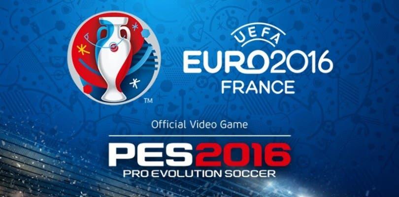 Ya está disponible la Eurocopa de Francia 2016 en PES 2016