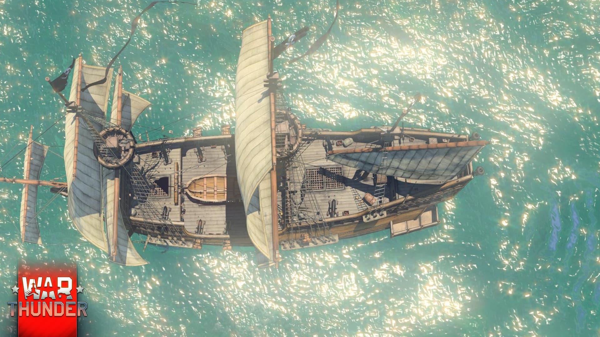 War Thunder batallas navales 2