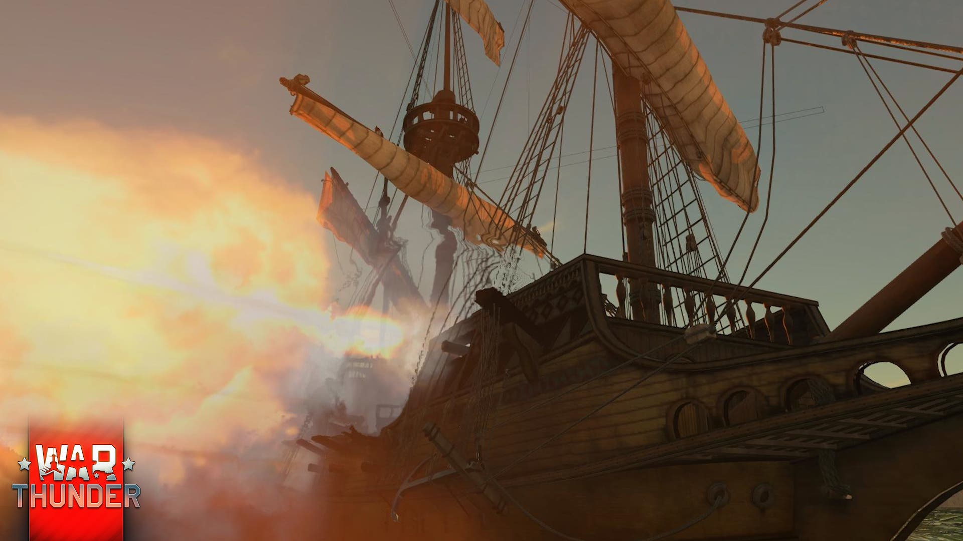 War Thunder batallas navales 3