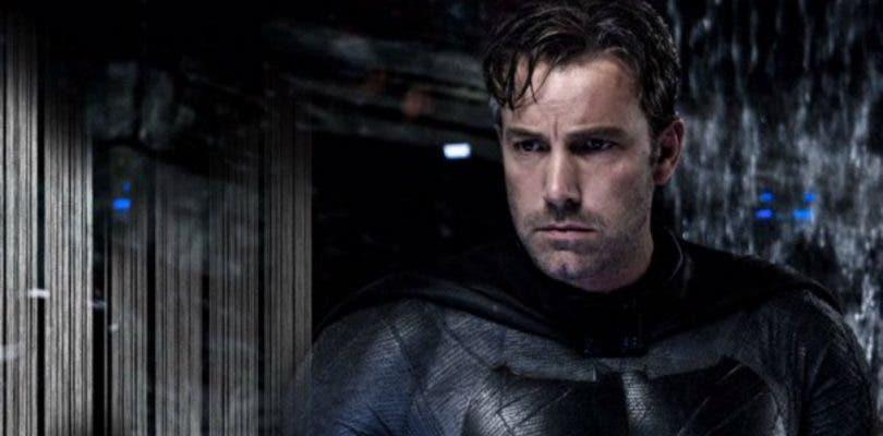 Ben Affleck aclara el estado y título de la película de Batman