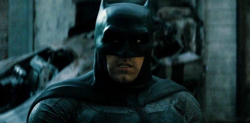 Revelado el nombre de la película en solitario de Batman