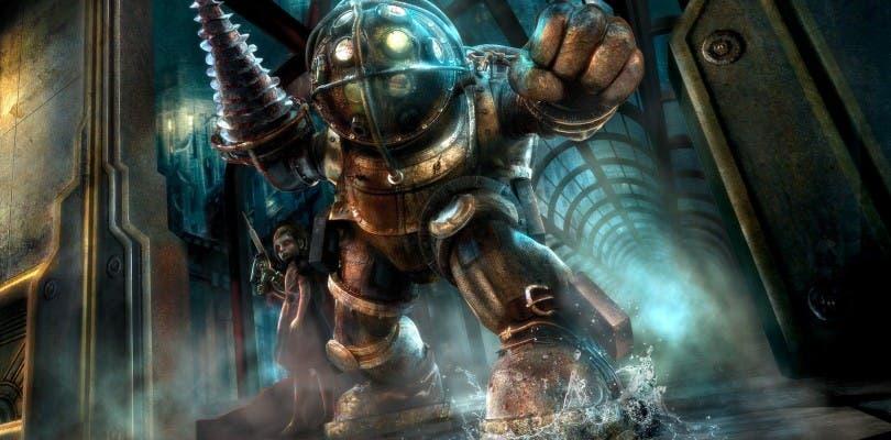 BioShock: The Collection presume de mejora con una comparación