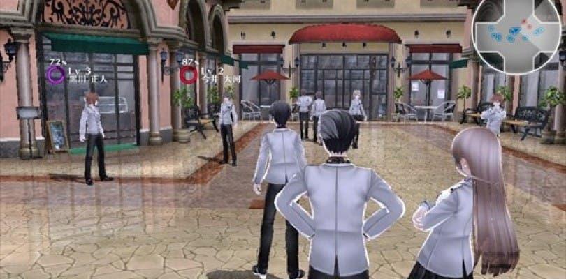 Nuevas capturas de Caligula, el nuevo JRPG de Furyu
