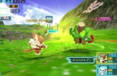 Meicoomon se presenta en Digimon World: Next Order