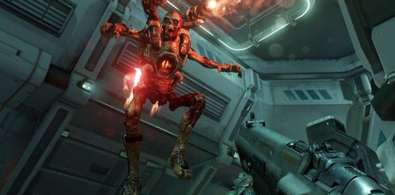Doom presenta su multijugador con un nuevo tráiler