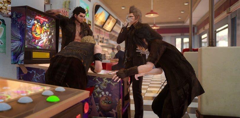 El minijuego de Final Fantasy XV para móviles llega el 25 de abril