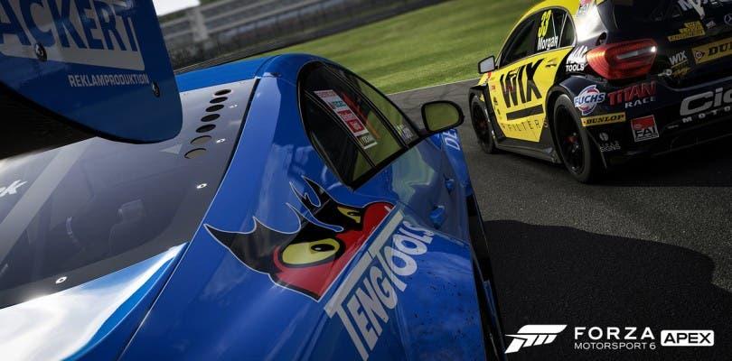 Forza Motorsport 6 no dispondrá de juego cruzado