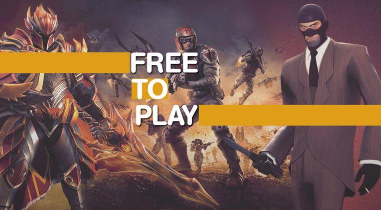 Imagen de Nuevos juegos Free to Play en Steam (1 - 10 de abril)