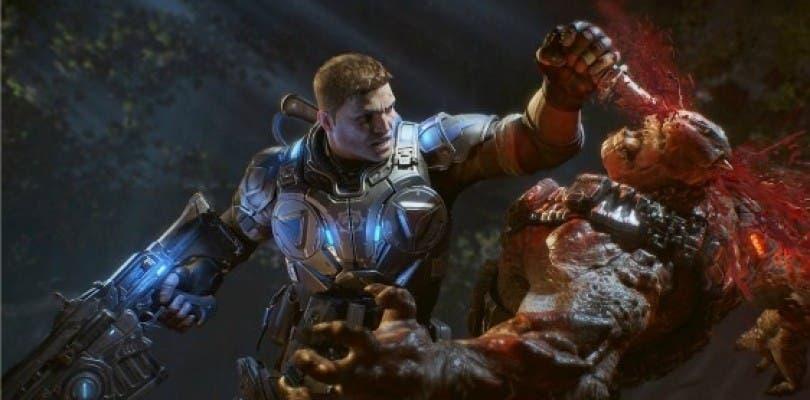 Espectaculares nuevas imágenes de Gears of War 4
