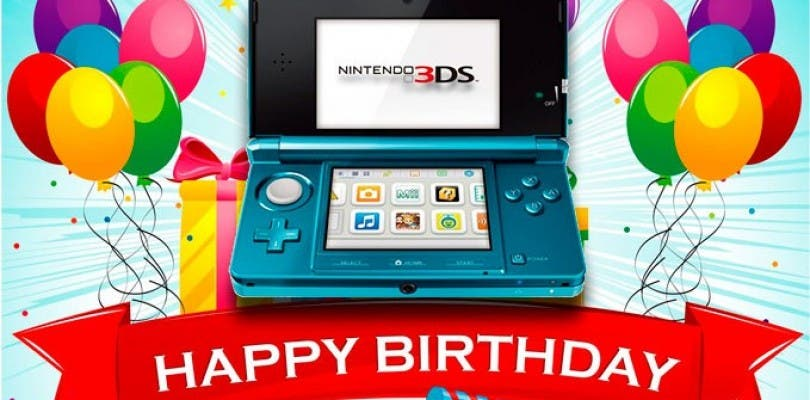 5 años con Nintendo 3DS en Europa