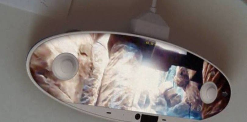 Este podría ser el mando de Nintendo NX