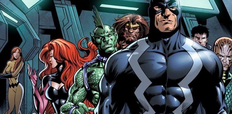 Inhumans estará en la Fase 4 del Universo Cinematográfico Marvel