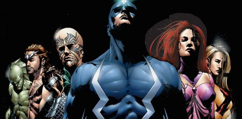 Inhumans se queda oficialmente sin fecha de estreno