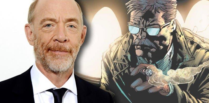 J.K. Simmons interpretará al comisario Gordon en Justice League: Part One