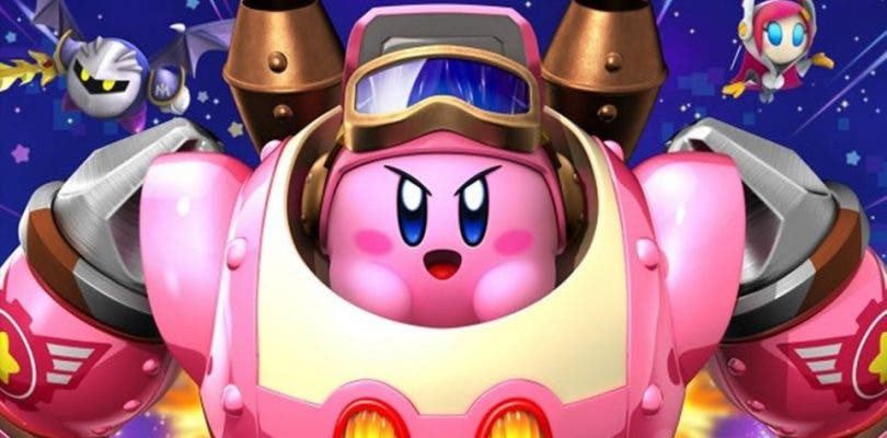 Kirby: Planet Robobot se muestra en dos nuevos vídeos