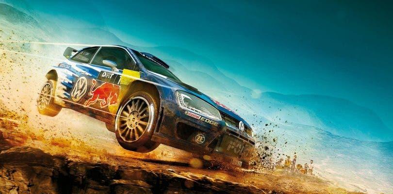 DiRT Rally ya se puede disfrutar en PlayStation VR