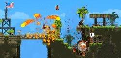 Broforce sufre problemas de rendimiento en PlayStation 4