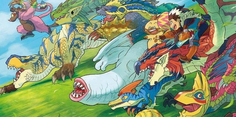 Así son los Felyne en Monster Hunter Stories