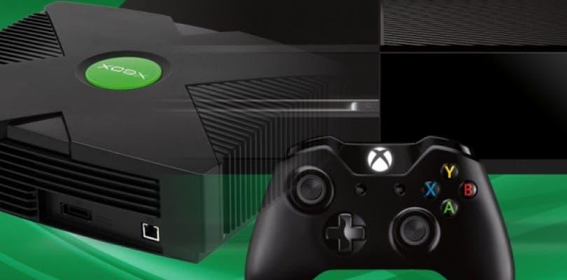 Microsoft descarta la retrocompatibilidad con la Xbox original