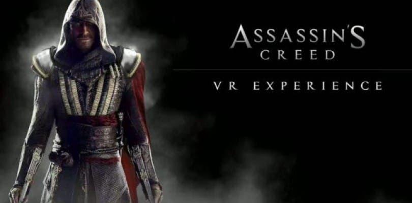 Anunciado Assassin's Creed VR Experience