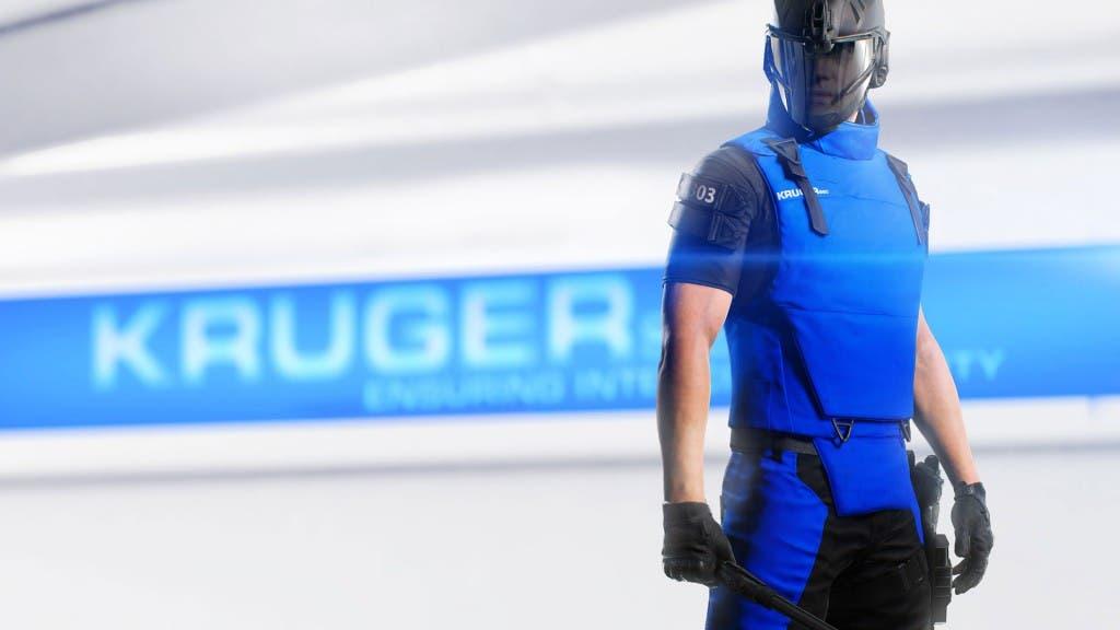 Protectores Mirrors Edge Catalyst