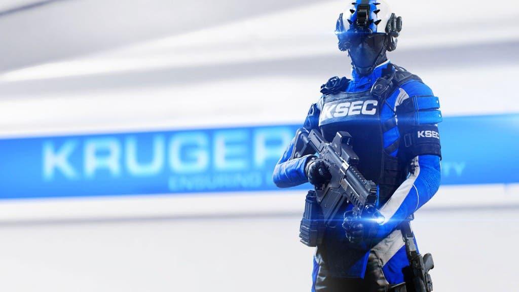 Hostigadores Mirrors Edge Catalyst