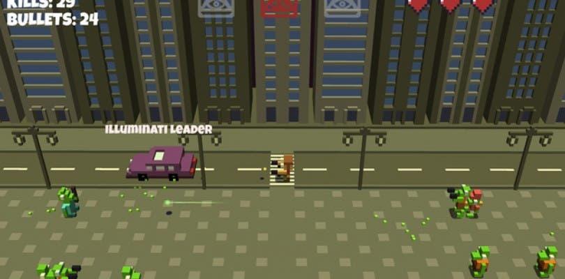 Reptilian Rebellion es el nuevo juego de los creadores de Job the Leprechaun
