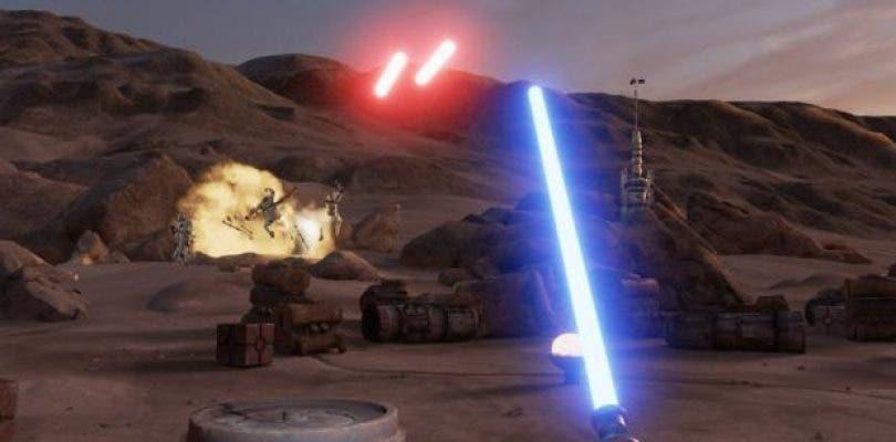 Star Wars: Trials on Tatooine será la nueva demo técnica de realidad virtual
