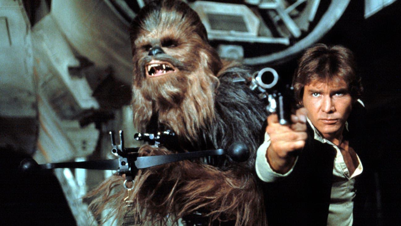 Unidos hasta la médula, mi querido Chewie