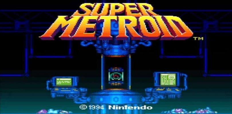 Así luce Super Metroid en la Consola Virtual de New Nintendo 3DS