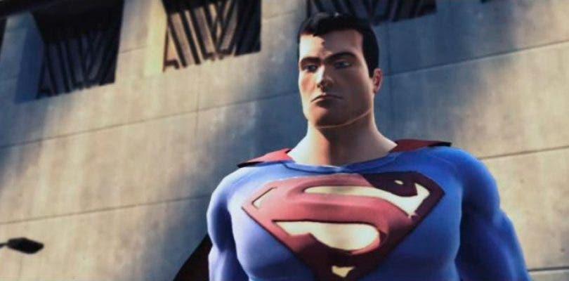Se da a conocer el cancelado juego de mundo abierto de Superman