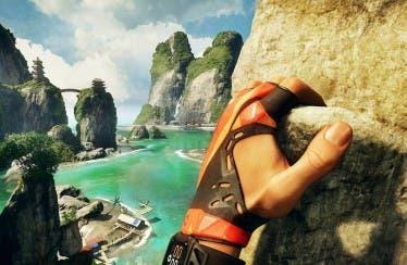 Nuevo adelanto de The Climb, el título de escalada en realidad virtual