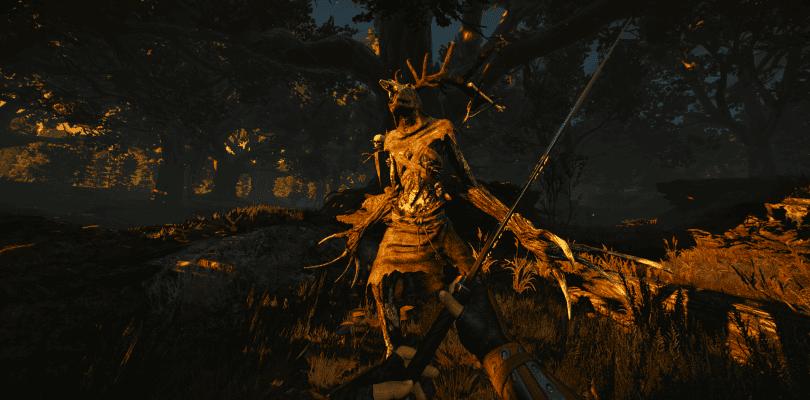 Un modder trata de adaptar The Witcher 3 a la primera persona