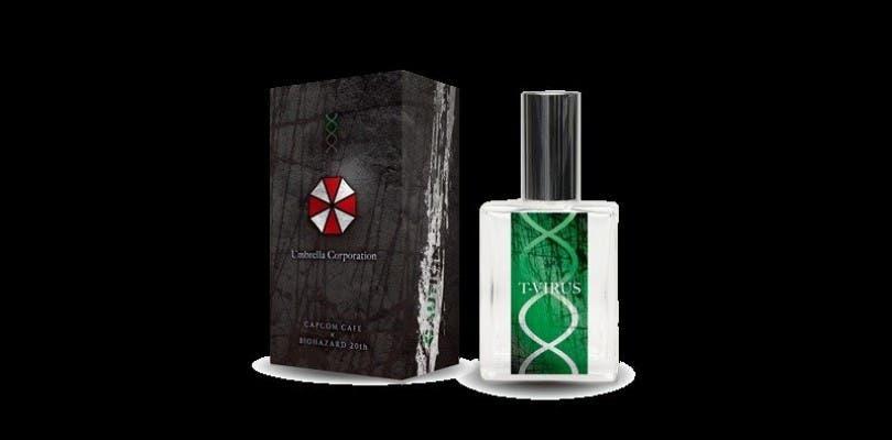 Capcom lanza su propio perfume con olor a… ¿zombi?