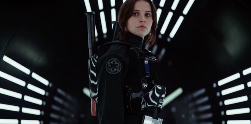 Primer teaser tráiler de Rogue One: A Star Wars Story