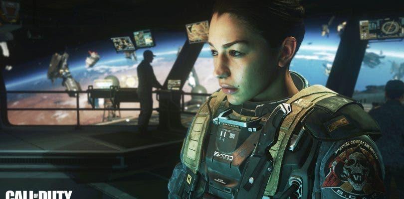Nueva información de los personajes de Infinite Warfare
