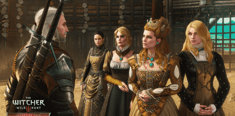 Nuevas imágenes del DLC de The Witcher 3: Blood and Wine