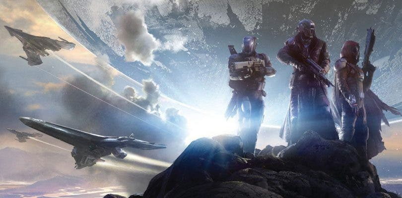 Destiny registra el nombre de su nueva expansión