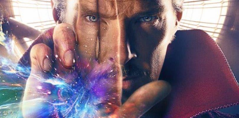 Mostrado el segundo tráiler de Doctor Strange