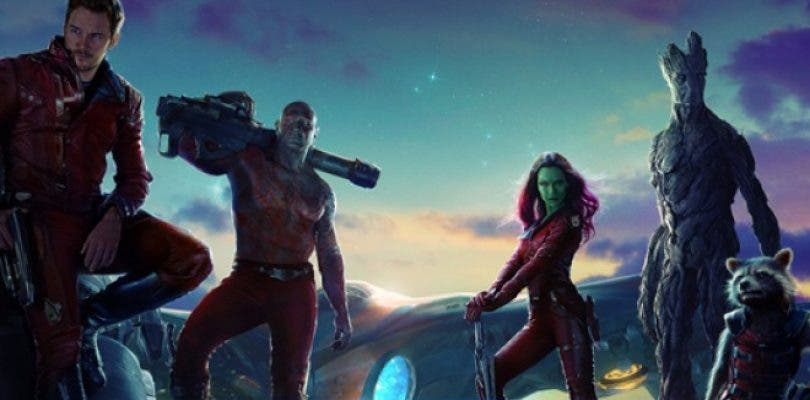 Primer concept art del grupo de Guardians of the Galaxy Vol. 2
