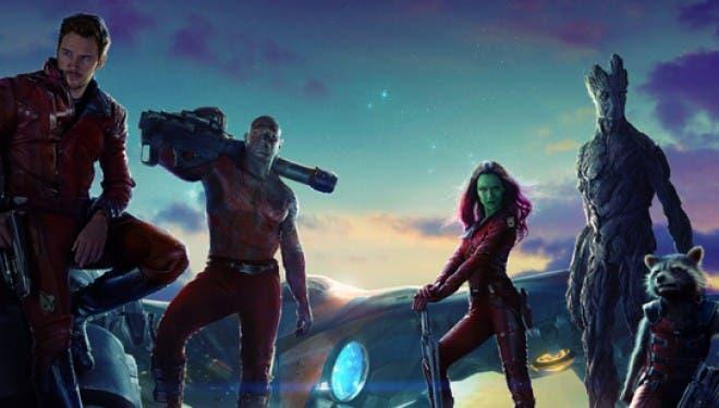 Areajugones Guardianes de la Galaxia