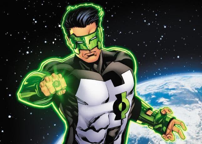 Areajugones Kyle Rayner Green Lantern