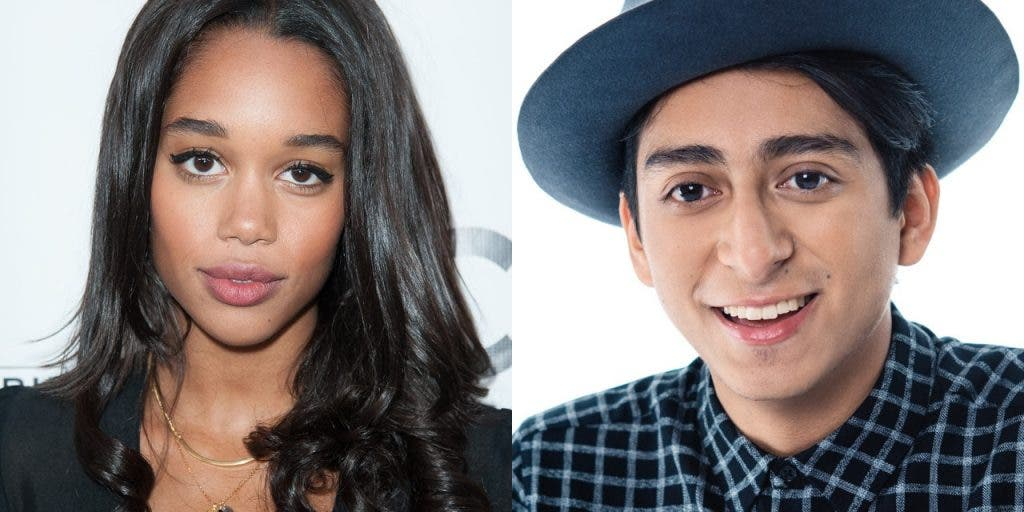 Areeajugones laura harrier tony revolori