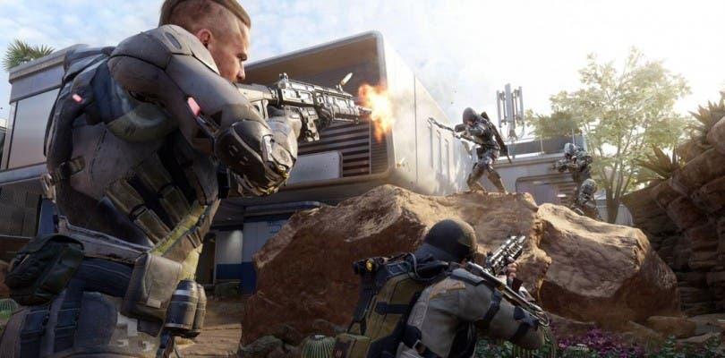 Ya disponible el parche 1.10 de Call of Duty: Black Ops III