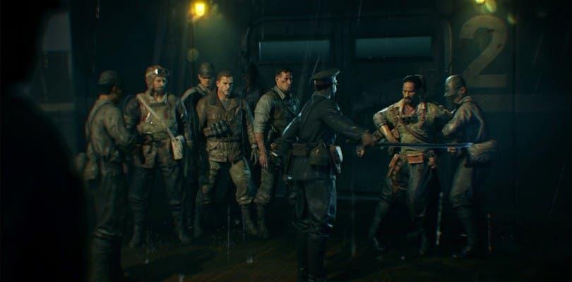 Se filtra contenido gameplay del nuevo mapa zombi de Black Ops 3