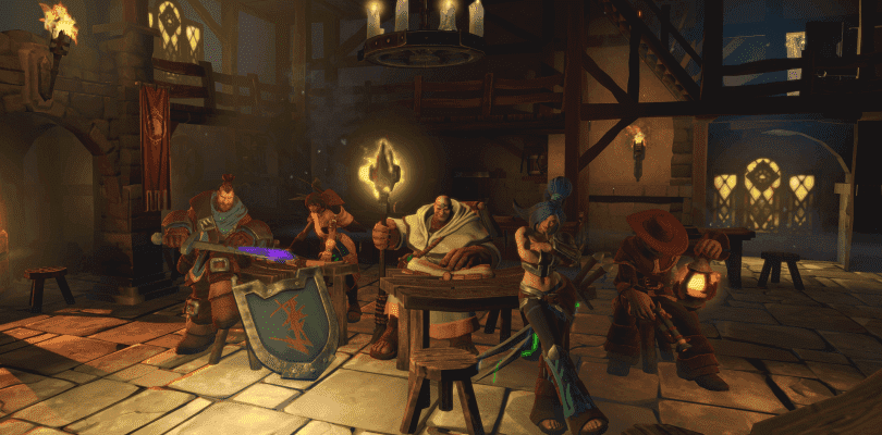 Champions of Anteria es el nuevo título de Ubisoft para PC
