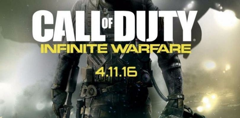 Filtrado el tráiler revelación de Call of Duty: Infinite Warfare