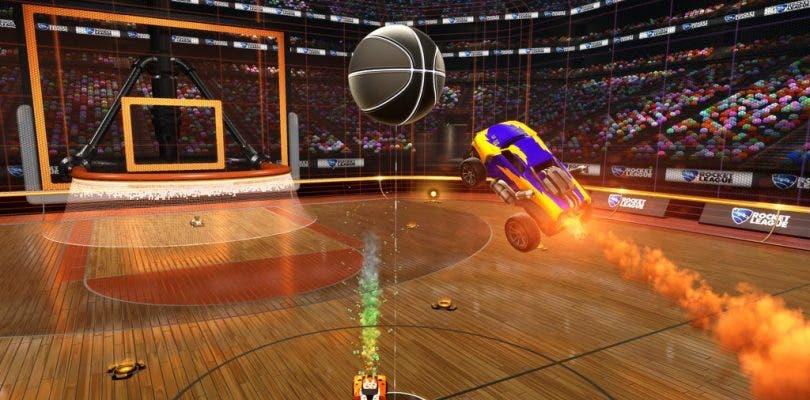 Ya disponible el baloncesto en Rocket League